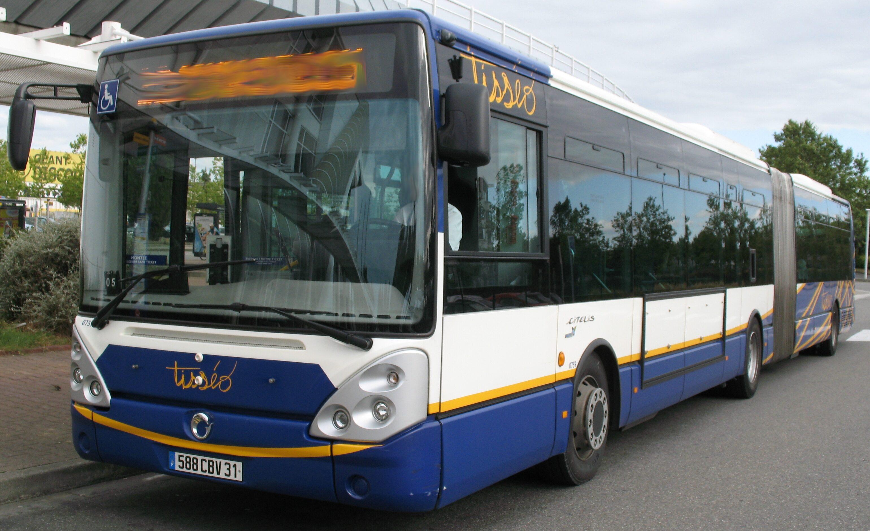 Bus Tisséo Toulouse